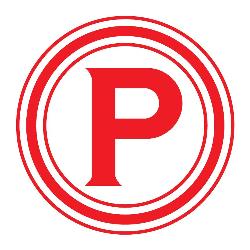 You searched for...P Logo